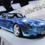 Mercedes представил свой самый высокотехнологичны автомобиль
