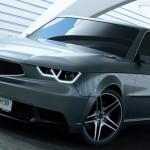 Современная версия BMW E30 от TM Cars