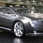 Спортивный гибрид Cadillac ELR покажут в Детройте