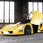 Edo Competition восстановило и улучшило Ferrari Enzo XX Evolution
