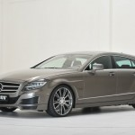 Brabus доработал Mercedes-Benz CLS Shooting Brake