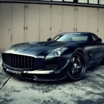Mercedes-Benz SLS AMG Supercharged GT от Kicherer