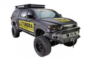 Пикап для рыбалки - Toyota Tundra Ultimate Fishing