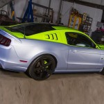 700-сильный Ford Mustang Roush Stage 3 Mustang