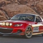 Mazda MX-5 Super25 для гонки «24 часа Ле-Мана»