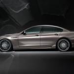 Hamann сделал BMW Gran Coupe более агрессивным