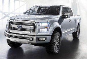 Концепт Ford Atlas