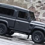 Land Rover Defender Military Edition от Kahn Design