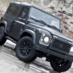 Land Rover Defender Military Edition от Kahn Design