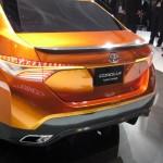 Брутальная Toyota Corolla Furia на выставке в Детройте