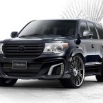 Toyota Land Cruiser после Wald International