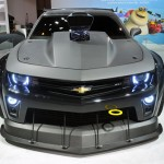 Маслкар Chevrolet Camaro Turbo для мультфильма