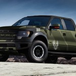 Ford F-150 Raptor Halo 4 Edition для Microsoft