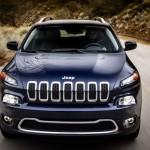 Первые фото нового поколения Jeep Cherokee