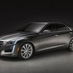 Новое поколение Cadillac CTS