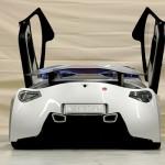 Weber F1 - самый быстрый дорожный автомобиль