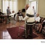 Дом престарелых для манекенов Volkswagen