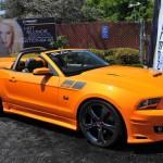 Мускулкар родстер 351 Mustang от Saleen