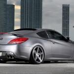 Hyundai Genesis Coupe от K3 Projekt и Invision Automotion
