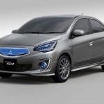 Mitsubishi везет в Шанхай CA-MiEV и G4