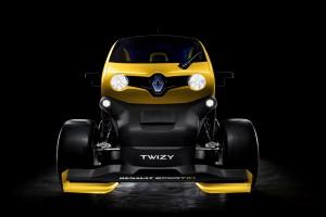 Электроболид Twizy Renault Sport F1