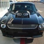 Ford Mustang Obsidian SG-One продают за 300 тысяч долларов