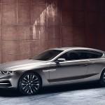 Элегантный концепт BMW Pininfarina Gran Lusso Coupe