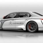 Citroen C-Elysee для гонок серии WTCC 2014