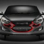 Тюнинг Hyundai Elantra от DC Design