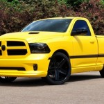 Концептуальный Chrysler Ram 1500 Rumble Bee