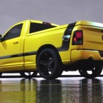 Концептуальный Chrysler Ram 1500 Rumble Bee