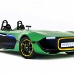 Caterham представил концепт AeroSeven