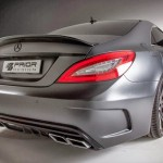 Mercedes-Benz CLS Black Edition от Prior Design