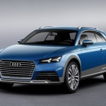 Гибридный Audi Allroad Shooting Brake