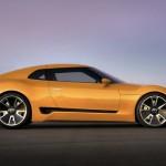 Kia представила концепт GT4 Stinger