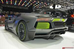 Lamborghini Aventador Limited от Hamann