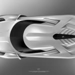 Ferrari 458 Italia Project F от Ugur Sahin Design