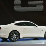 Эксклюзивный Ford Mustang 50 Year Limited Edition