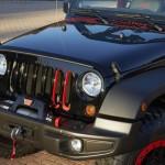 Jeep представил прототип Wrangler Level Red