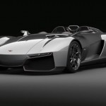 Первое творение Rezvani Motors - родстер Beast