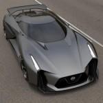 Nissan Concept 2020 Vision GT для гоночного симулятора Gran Turismo 6