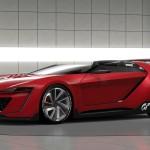 Volkswagen GTI Roadster Vision GT из игры Gran Turismo 6