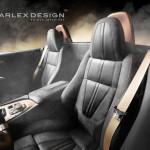 Салон BMW Z4 под старину от Carlex Design