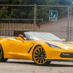 Forgiato тюнинговал Chevrolet Corvette Stingray Convertible
