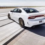 Dodge Charger SRT Hellcat - самый мощный седан в мире