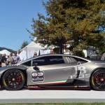 Гоночный болид Lamborghini Huracan LP 620-2 Super Trofeo