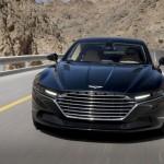Эксклюзивный Aston Martin Lagonda