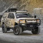 Nissan Project Titan для снегов Аляски