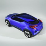 Концептуальный кроссовер Toyota C-HR