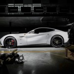 Ferrari F12 Berlinetta стал мощнее благодаря PP-Performance